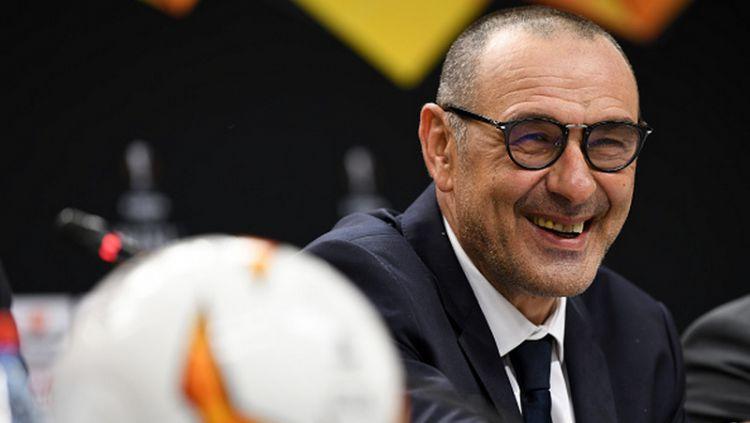 Maurizio Sarri Sesalkan Gawang Juventus Dibobol Parma